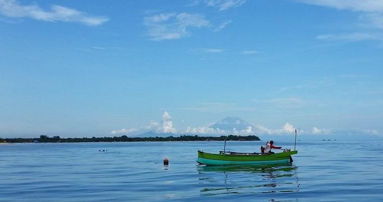 Gili Meno – a relaxing paradise