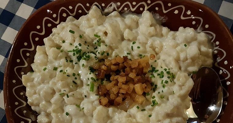 Food tour in Bratislava
