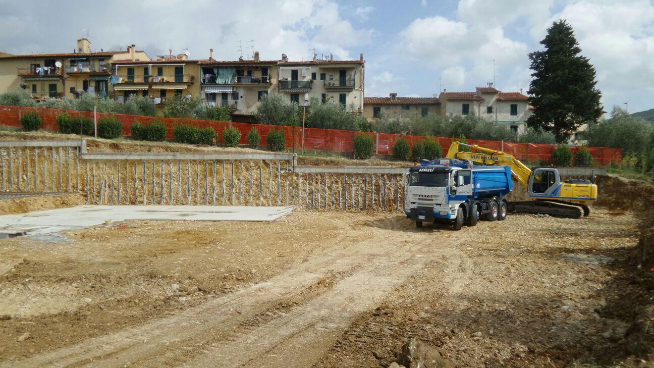 Nuove unità abitative località La Fonte al Pidocchio, Bagno a Ripoli ...