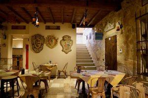 Ristrutturazione ristorante l'Acquacheta a Bagno a Ripoli