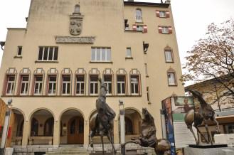 Ratusz miejski w Vaduz