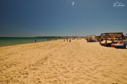 Praia Meia, Algarve