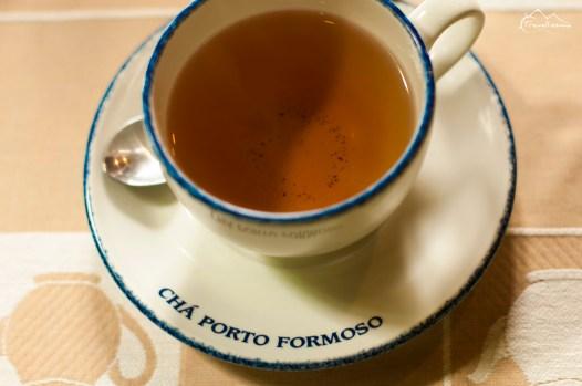 Herbata z Porto Formoso, Azory
