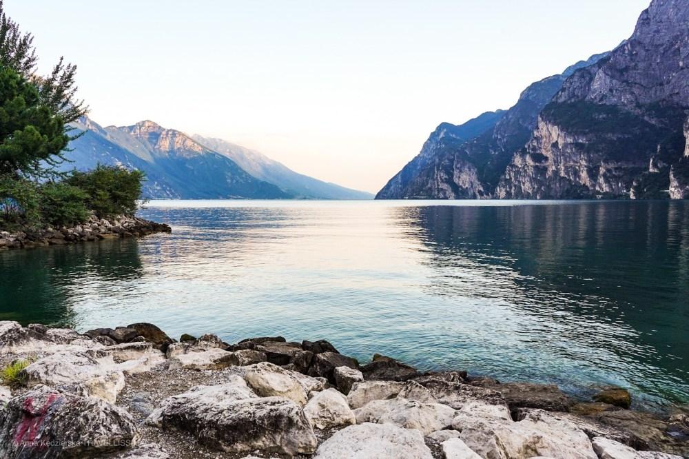 Jezioro Garda z dziećmi, Riva del Garda wakacje z dziećmi