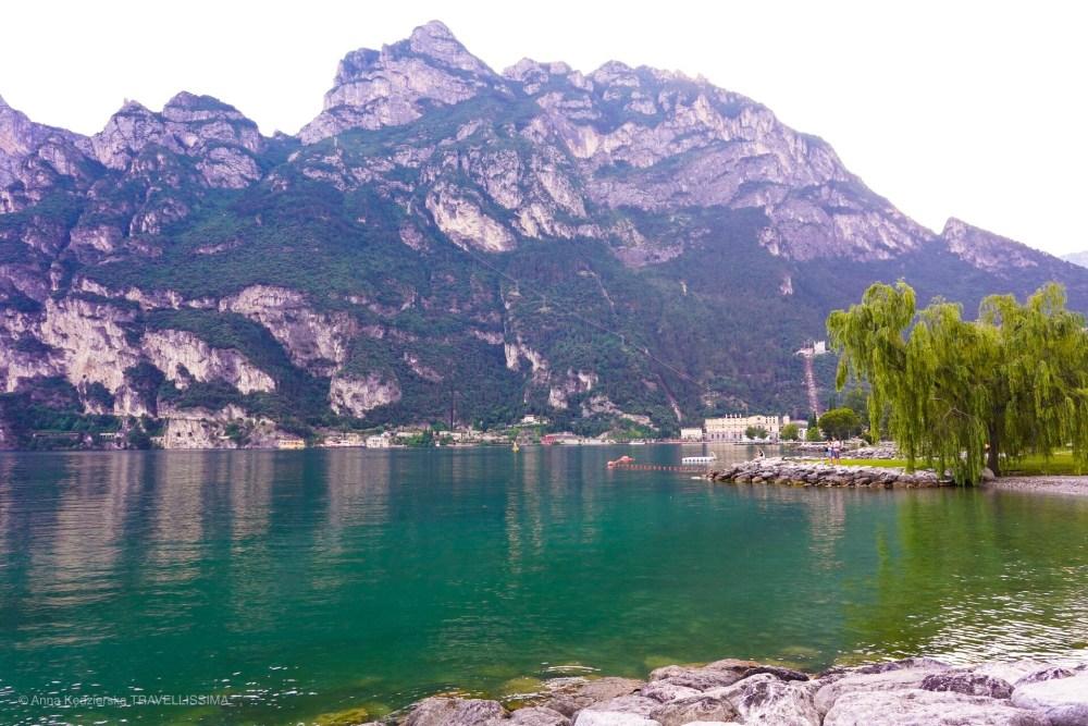 Riva del Garda, wakacje z dziećmi nad Jeziorem Garda
