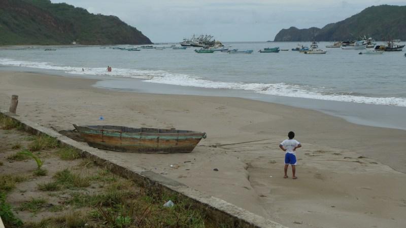 P1020796 Boats in Los Tunas Bay