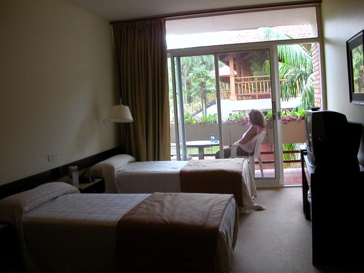Argentina (546) Iguazu Esturion Hotel