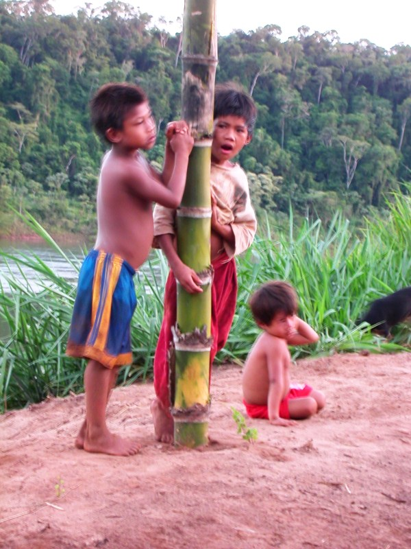 Argentina (568) Paraguay Guarana Indians