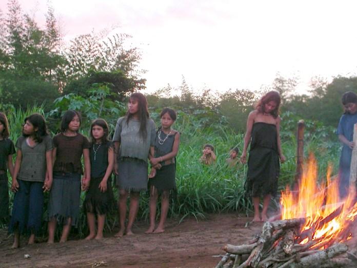 Argentina (569) Paraguay Guarana Indians