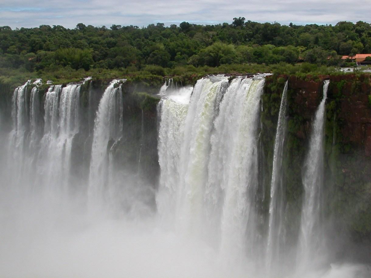 Argentina (595) Iguazu Falls