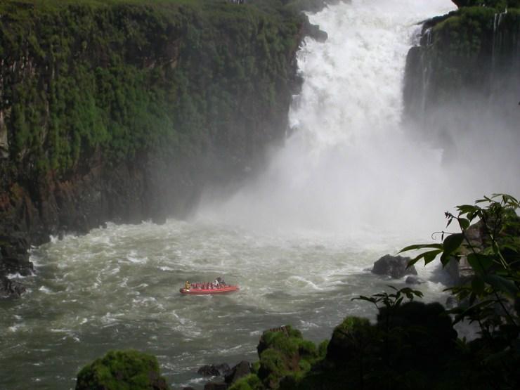 Argentina (627) Iguazu Falls Devil's Throat