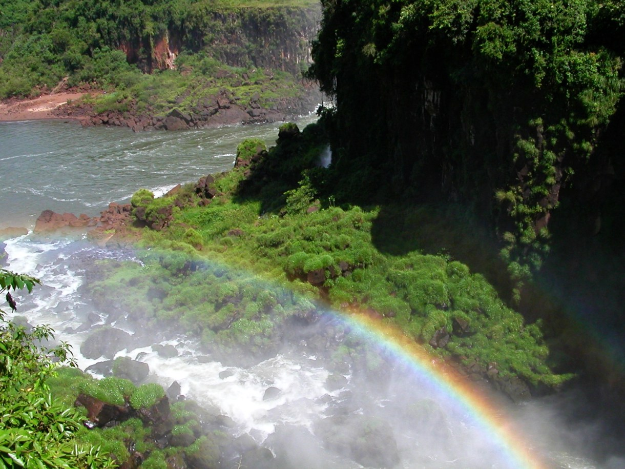Argentina (629) Rainbow