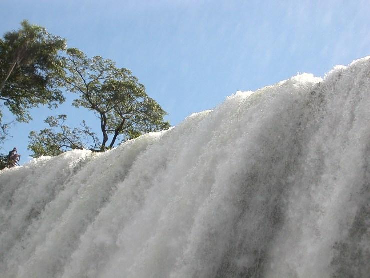 Argentina (635) Iguazu Falls Thundering