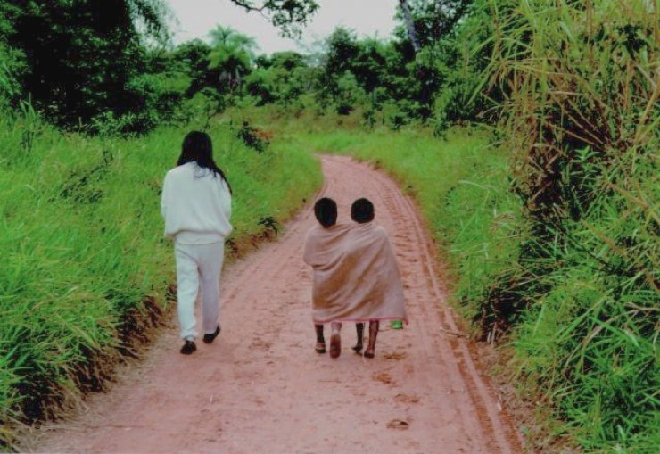 Paraguay Dirt Roads