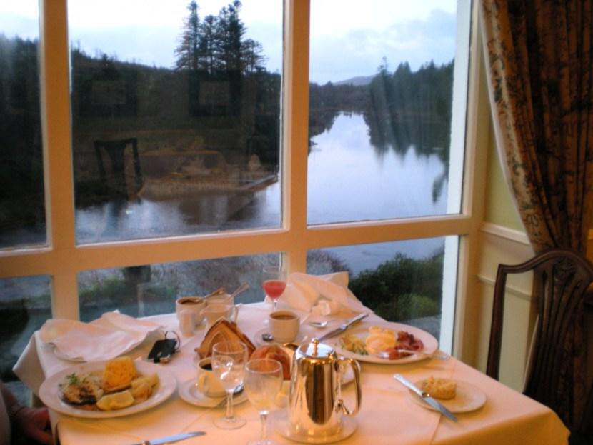 368 Castle Breakfast~