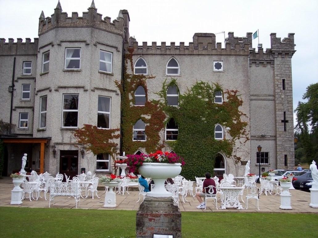 Cabra Castle Tea Garden 3~ - Copy