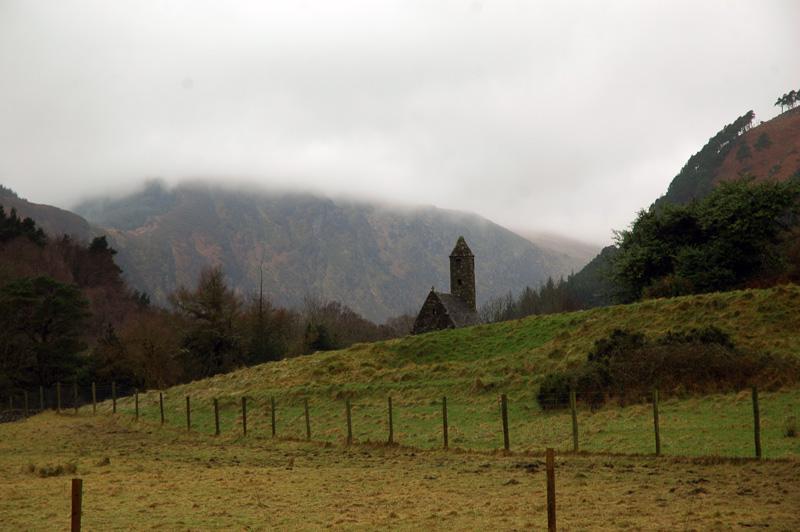 Glendalough Landscape~