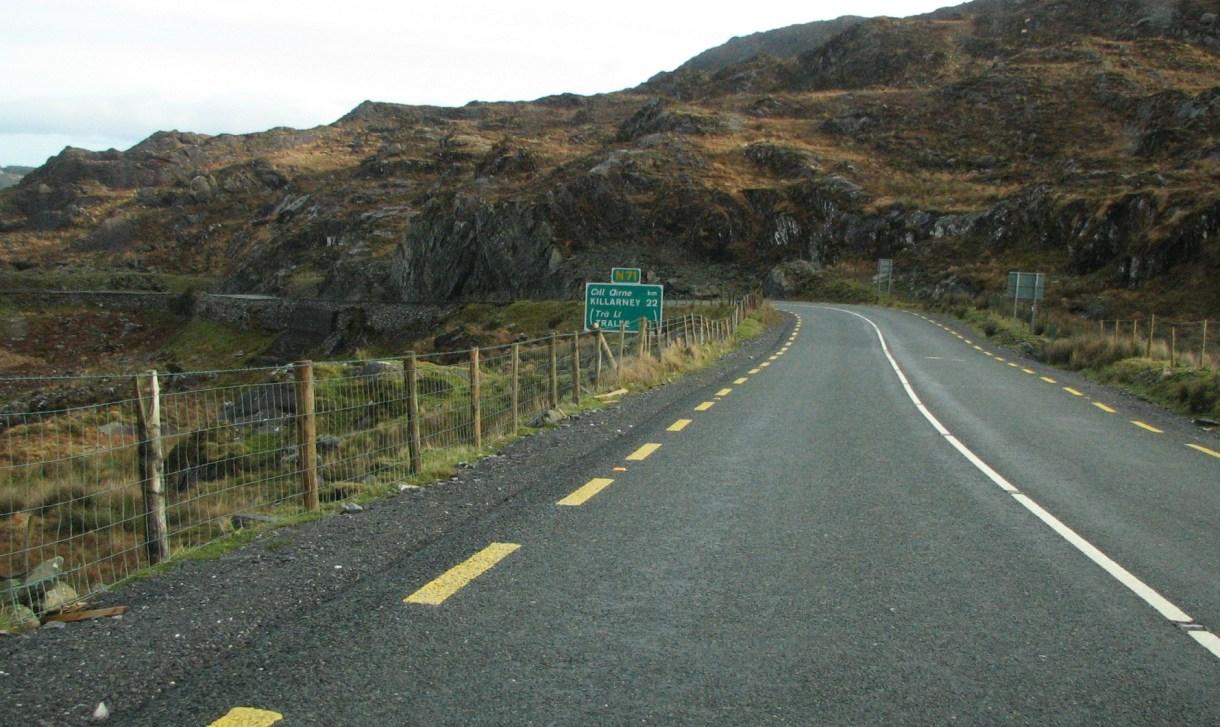 2415 To Killarney