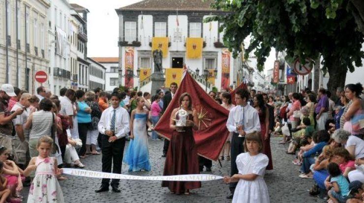 Religious Street Ceremony