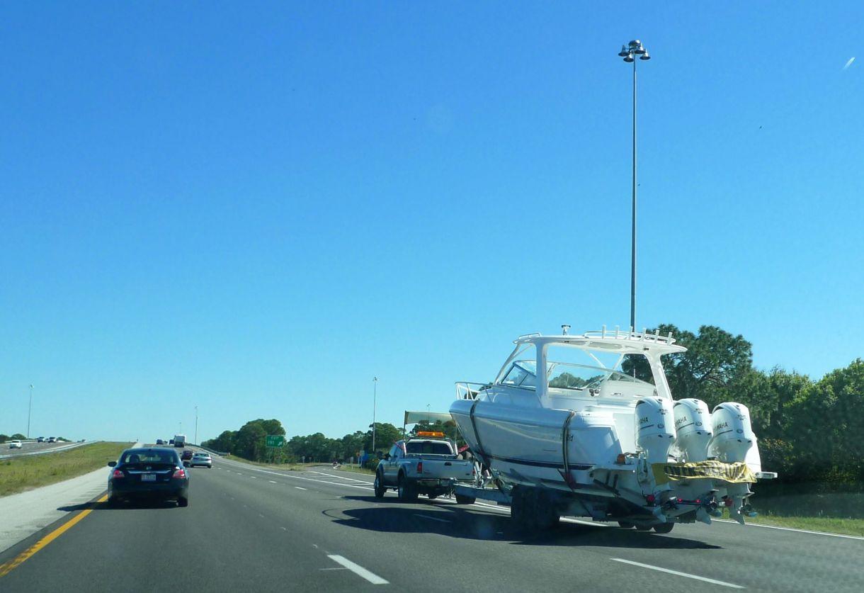 P1110454 Little Truck, Big Boat