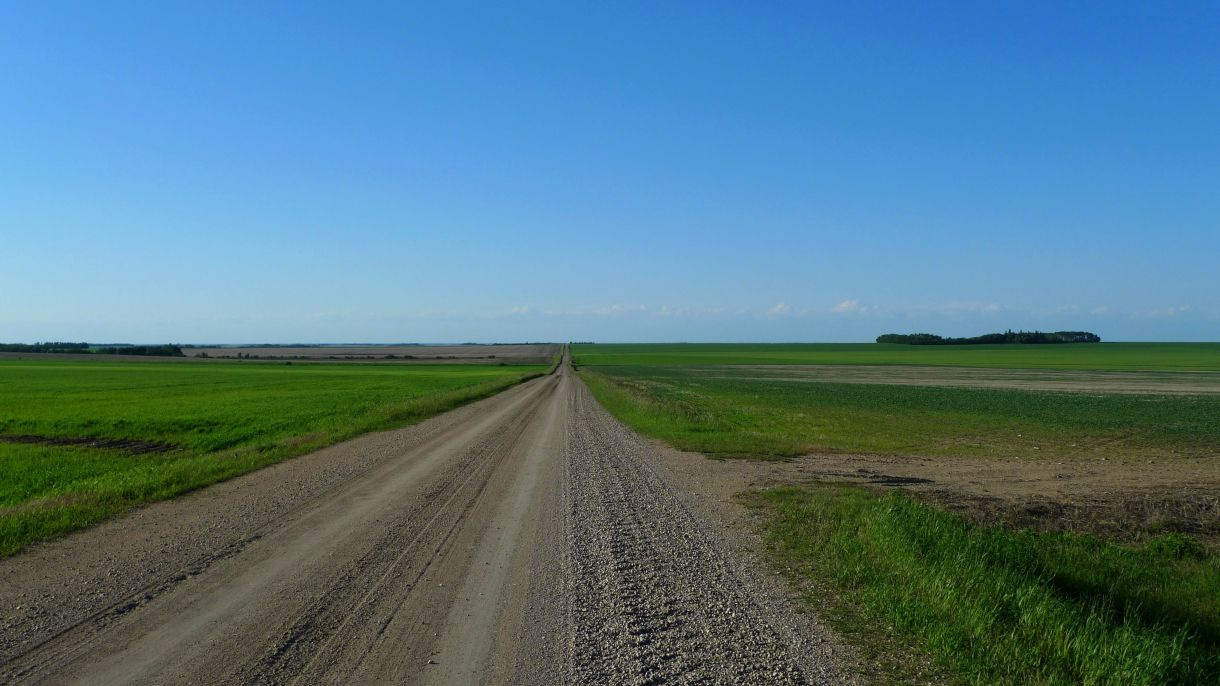 Prairies Long And Flat