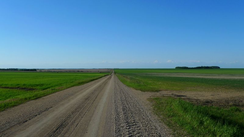 Prairies Long And Flat