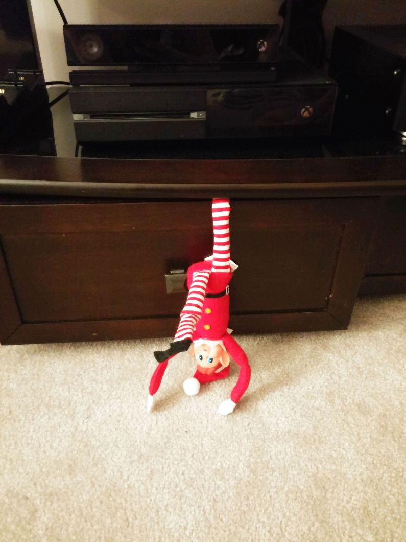 Elf On The Shelf 1