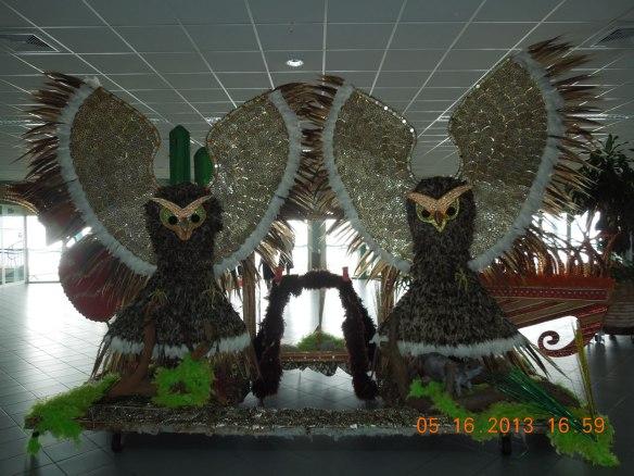 阿鲁巴的标志-雄鹰