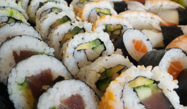 Sushiworkshop Hellevoetsluis