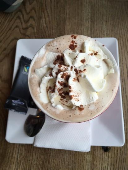 De luxe koffie