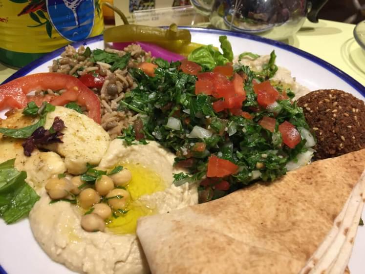 Restaurant Comptoir Libanais Londen