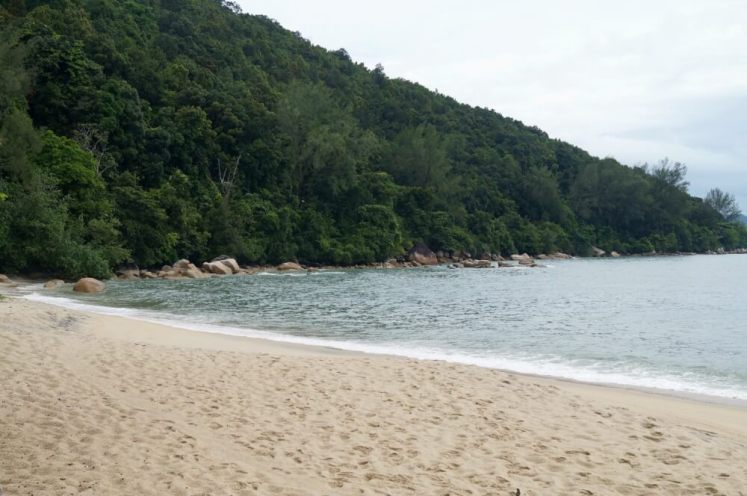 Beach, Penang