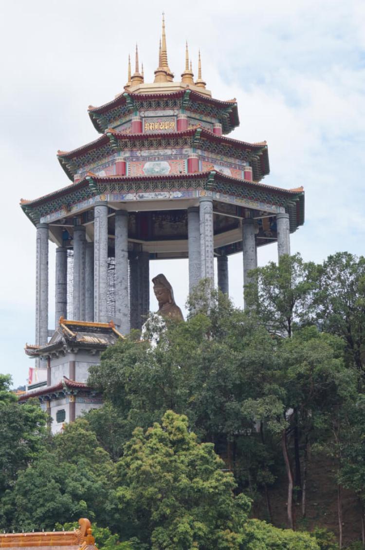 Kek Lodge Si Temple, Penang