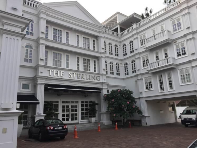 Melaka hotspots