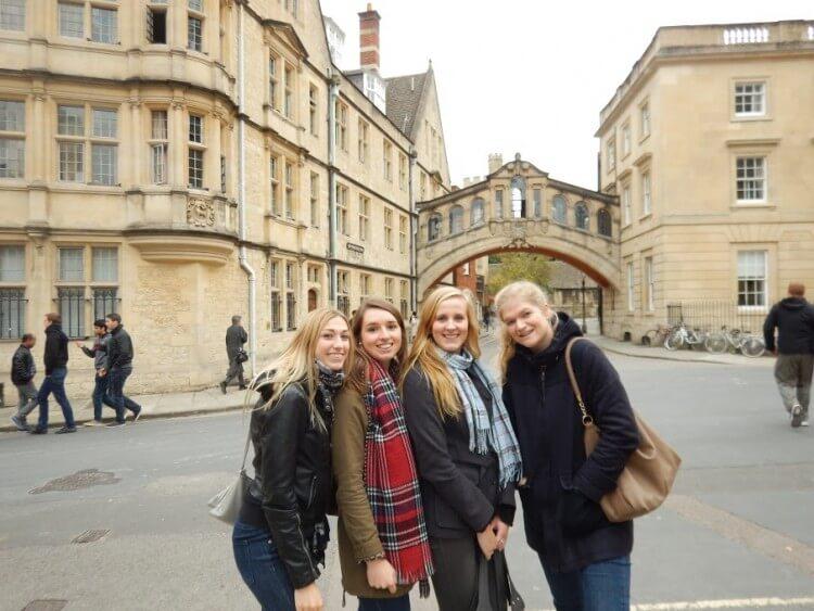 Studeren buitenland