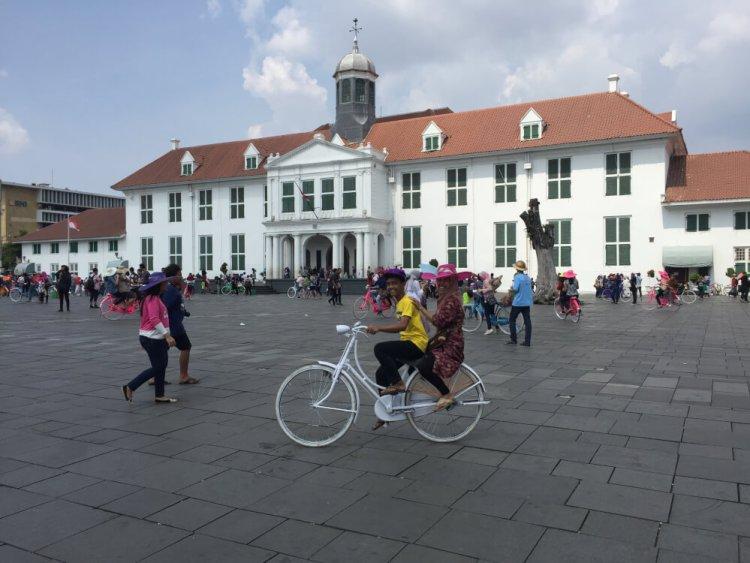 Reisroute Indonesië: Java, bali en lombok