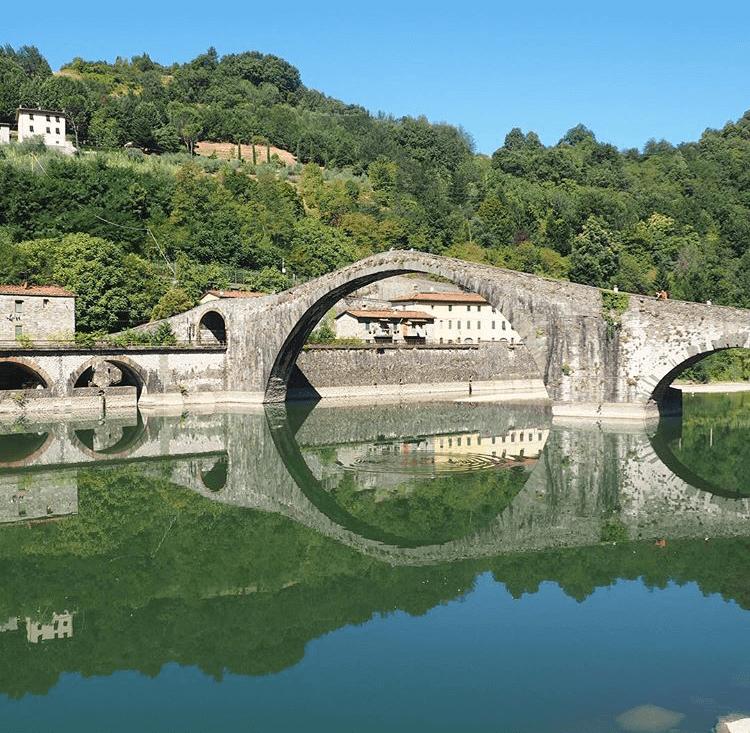 Ponte della Maddalena Italië