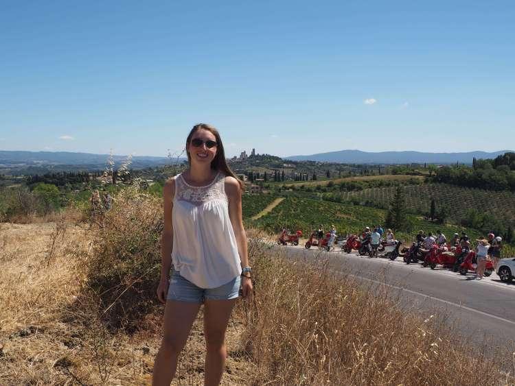 Route Toscane: Chiant