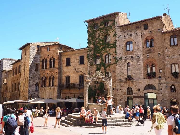 Rondreis Toscane: San Gimignano