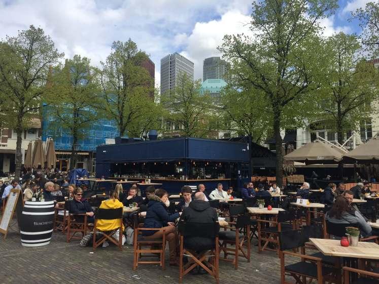 Luden, Den Haag