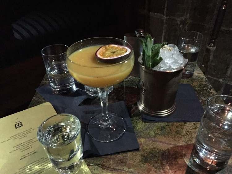 Welles Warschaw Cocktail