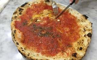 Beste pizza Napels