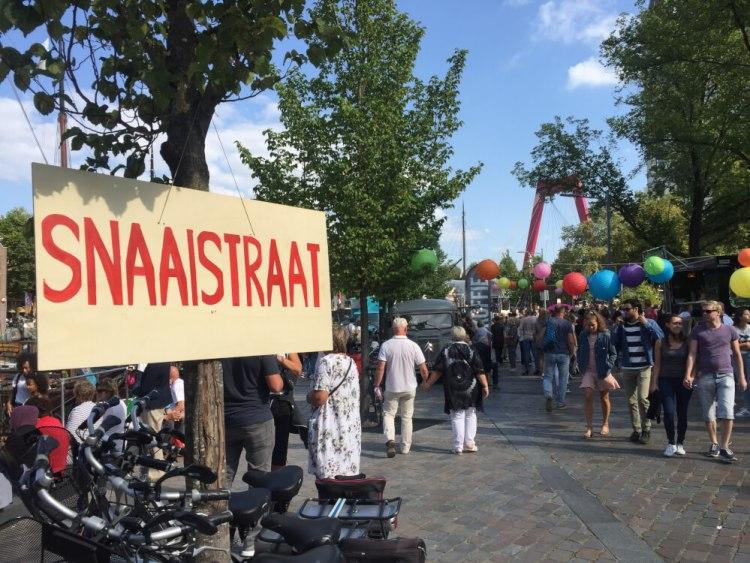 Oude haven festival Rotterdam