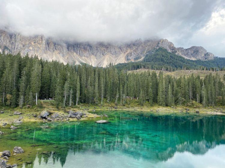 Bezoek Lago di Carezza