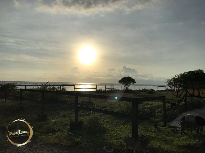 Sunset Gili Trawangan Lombok