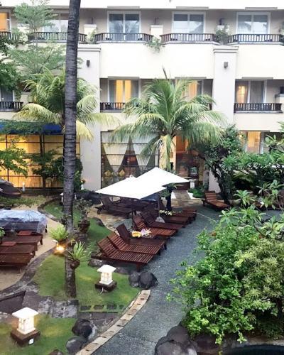 Review 6 Hari 5 Malam di Hotel Kuta Paradiso Bali