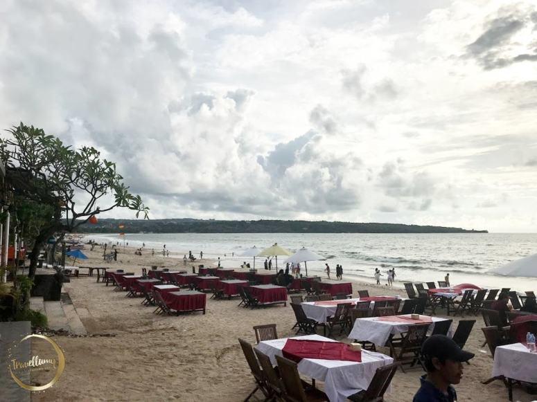 Review Jukung Seafood Jimbaran Bali Makan Romantis Sambil Menunggu Sunset