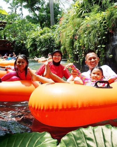 Review Waterbom Bali Yang Super Lengkap