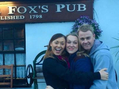 Dublin as a family.