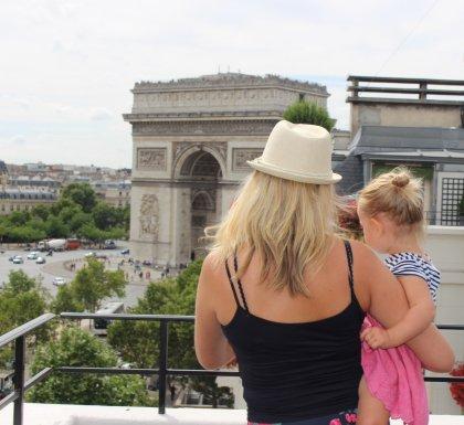 my review of hotel napoleon paris